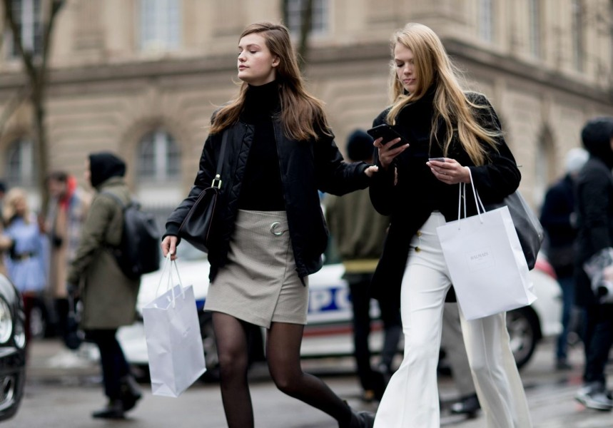 Paris reste la capitale de la mode en 2020